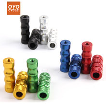 цены CNC Motorcycle Rearset Foot Pegs For Yamaha YZF R6 R3 R1 MT 07 09 fz6 fz1 xj6 nmax R125 250 Foot Rests Footpegs Footrests