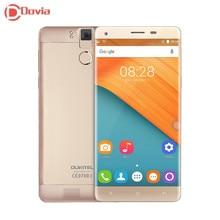 "Oukitel k6000 pro 5,5 ""Android 6.0 MTK6753 Octa-core 3 GB RAM 32 GB ROM 4G LTE Smartphone 13MP Dual Sim 6000 Mah"