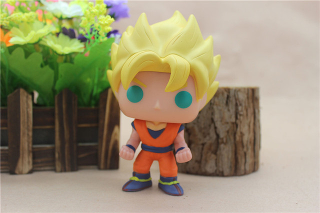 Dragon Ball Funko Pop Figures