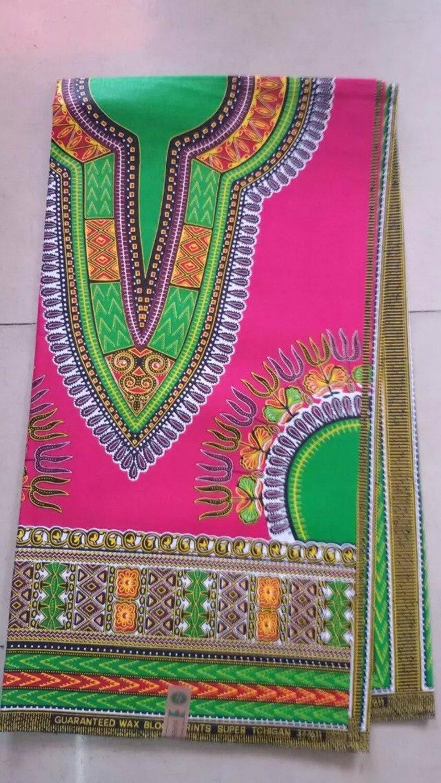 ✓Premier calidad nigeriana telas Super Deluxe Cera 6 Africana batik ...