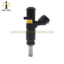 CHKK-CHKK 7528176 V752817680-07 fuel injector for MINI COOPER 07~15 COUNTRYMAN 11~16 PACEMAN 13~16 1.6L L4