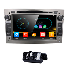 7inch AutoRadio 2din Car dvd Player For opel astra H vectra c zafira bcorsa c d G Meriva Vivaro Antara GPS Navigation 3G BT SWC