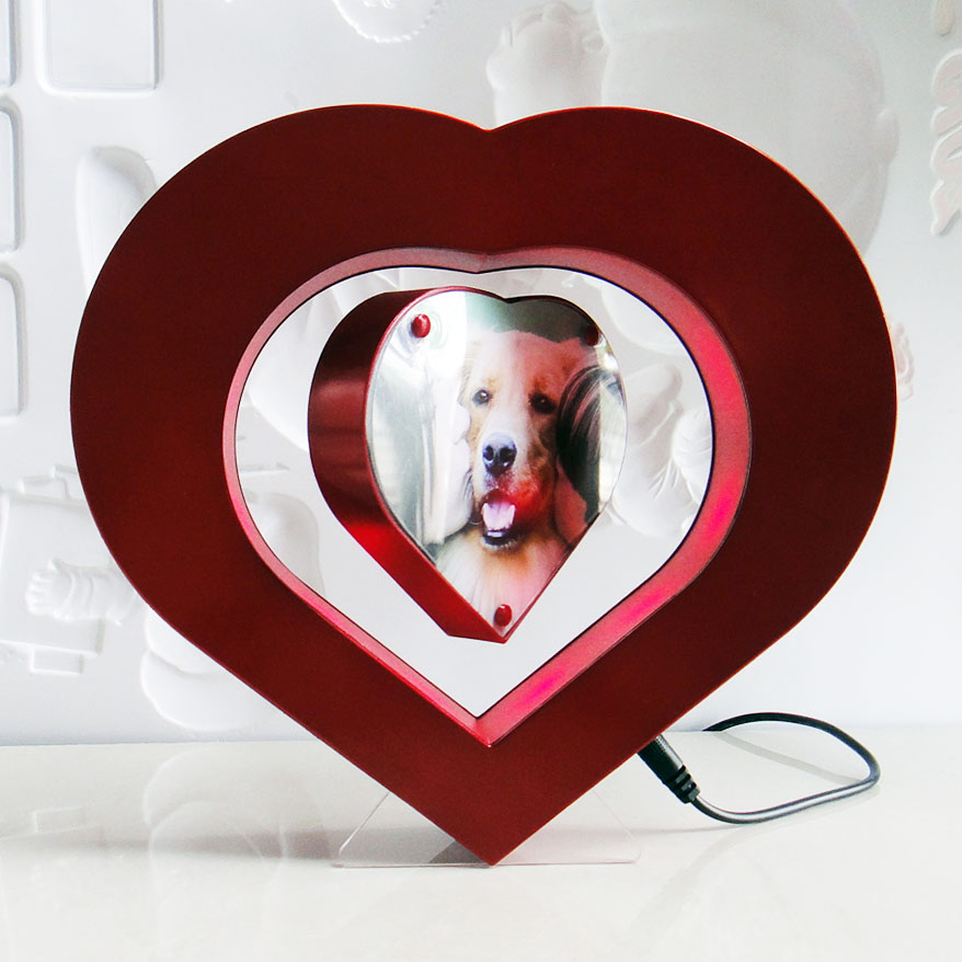Aliexpress Buy Valentines Day Gifts Heart Shaped Magnetic