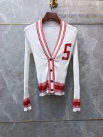 Модные женские свитера 2019, подиумная Роскошная известная марка, Европейский дизайн, вечерние, стильная женская одежда, WD04142