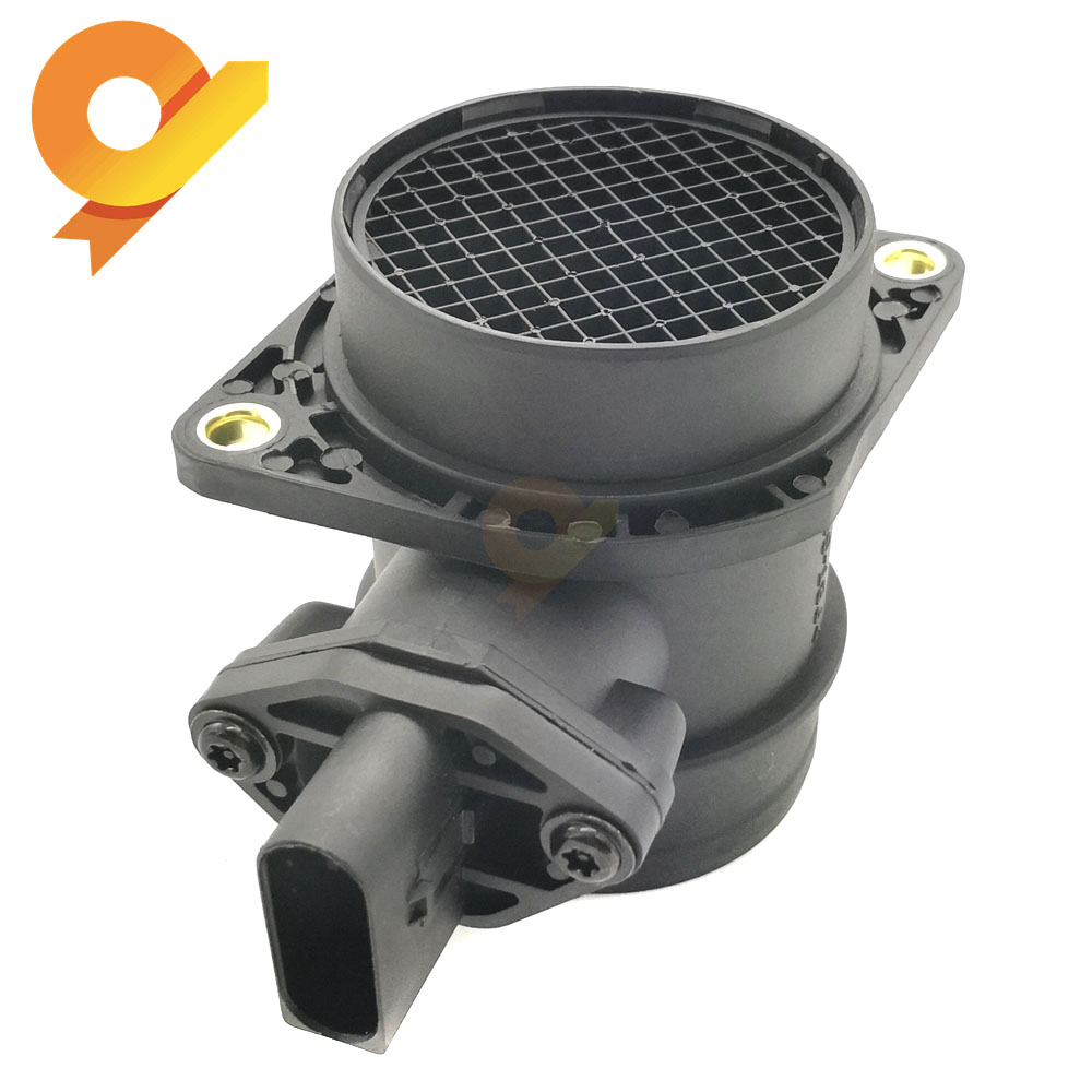 Image 3 - Mass Air Flow MAF Sensor For Seat Alhambra Ibiza Leon Toledo Skoda Fabia Octavia Ford Galaxy 1.9 TDI 0280217121 06A906461-in Air Flow Meter from Automobiles & Motorcycles