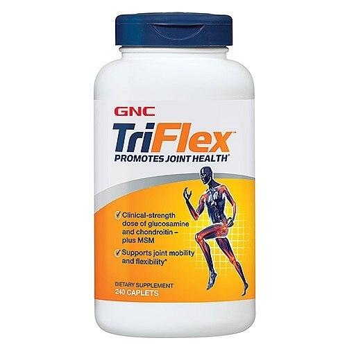 Triflex 240 Caplets, Glucosamina Condroitina Msm Glucosamine Chondroitin MSM, From USA хондроитин с глюкозамином