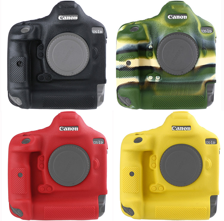 Lightweight Camera Bag Case Protective Cover for CANON 1DX MARK II 2 1DXII 1DX2 Black Camouflage yellow red colour цена и фото