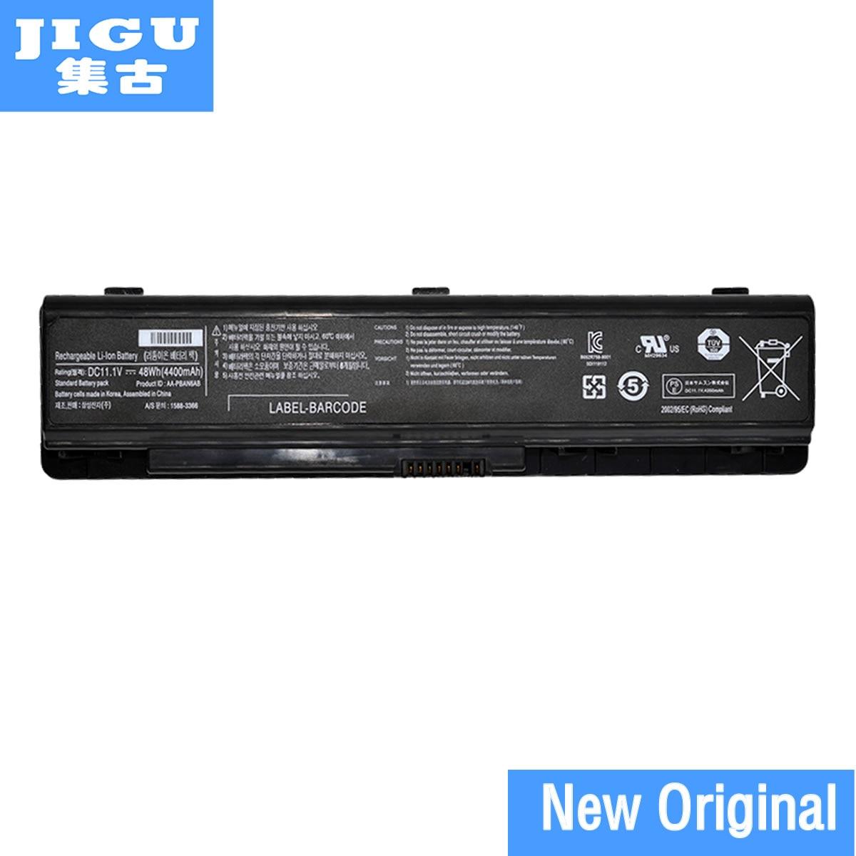 JIGU Original Battery AA-PBAN6AB AA-PLAN6AB AA-PLAN9AB For Samsung 200B 400B 410B 600B NP200B NP400B NP600B P200 P400 NT200 тиристор ux motor 5 600 bta16 600b 50 bta16 600b