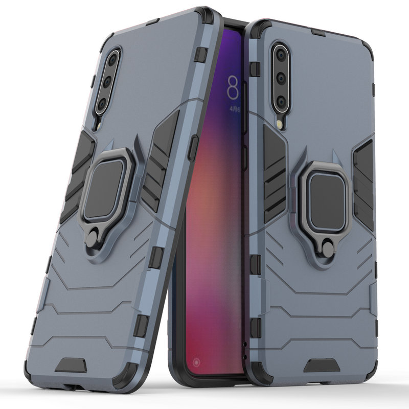 For <font><b>Xiaomi</b></font> Mi 9 Mi9 Max2 Max3 Mix 2 Mix 2S Case Car Holder Ring Stand Phone Case For <font><b>Xiaomi</b></font> Redmi 5 Plus Note 4X 5 6 7 Pro Case image