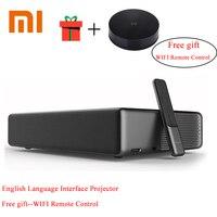 Оригинальный Xiaomi Bluetooth WEMAX один MJJGYY01FM 7000 ANSI люмен лазерный проектор английский Интерфейс лазерный проектор ТВ Full HD 4 К