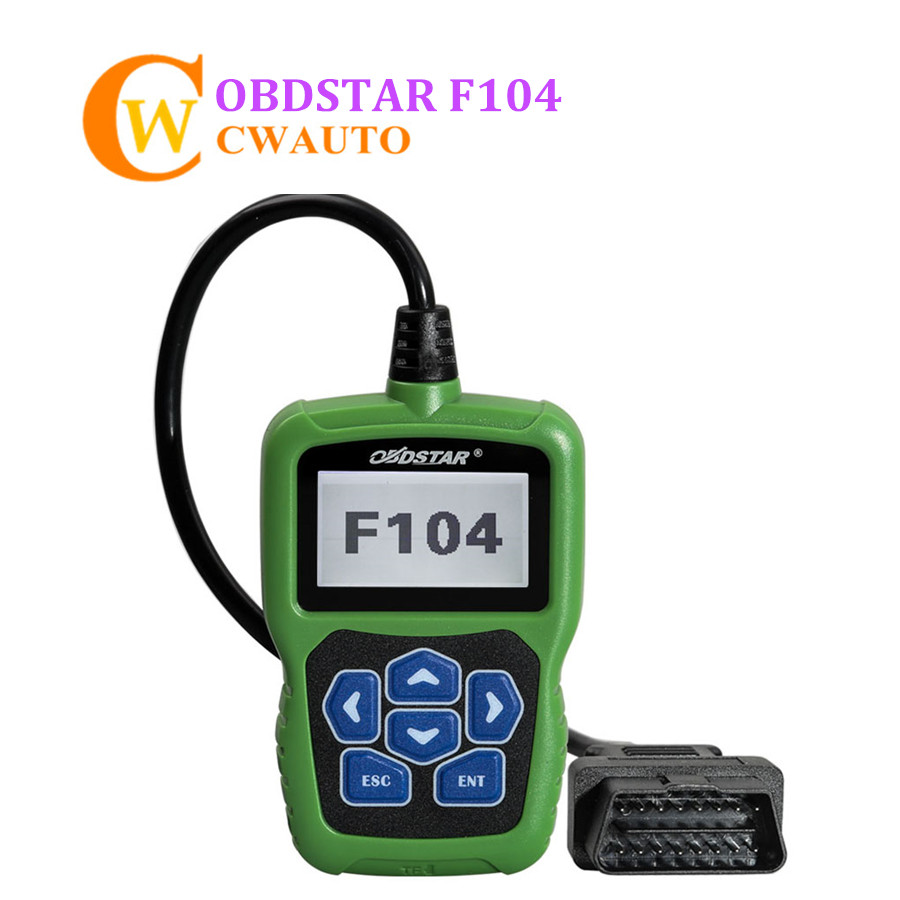 OBDSTAR F104 Pin Code Reader and Key Programmer For American Brand Cars