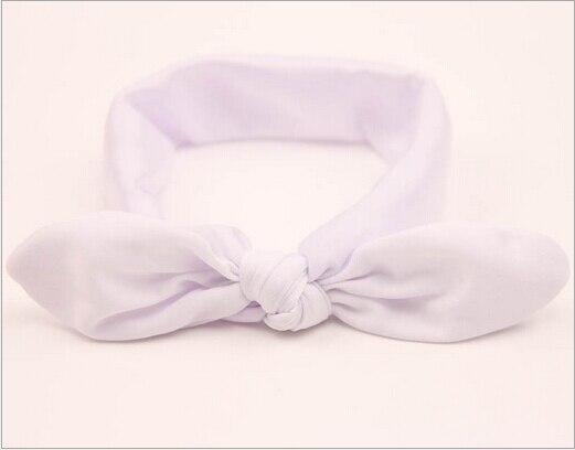 Повязка-тюрбан эластичный ободок для волос, повязка на голову, бандана, Новинка - Цвет: color 7