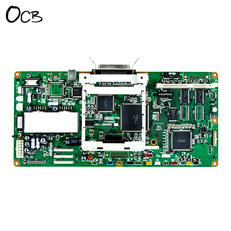Original C472MAIN Mainboard Main Board For Epson Stylus Pro 7600 9600 Printer Formatter Board y clu брюки sp для мальчика by119 коричневый y clu