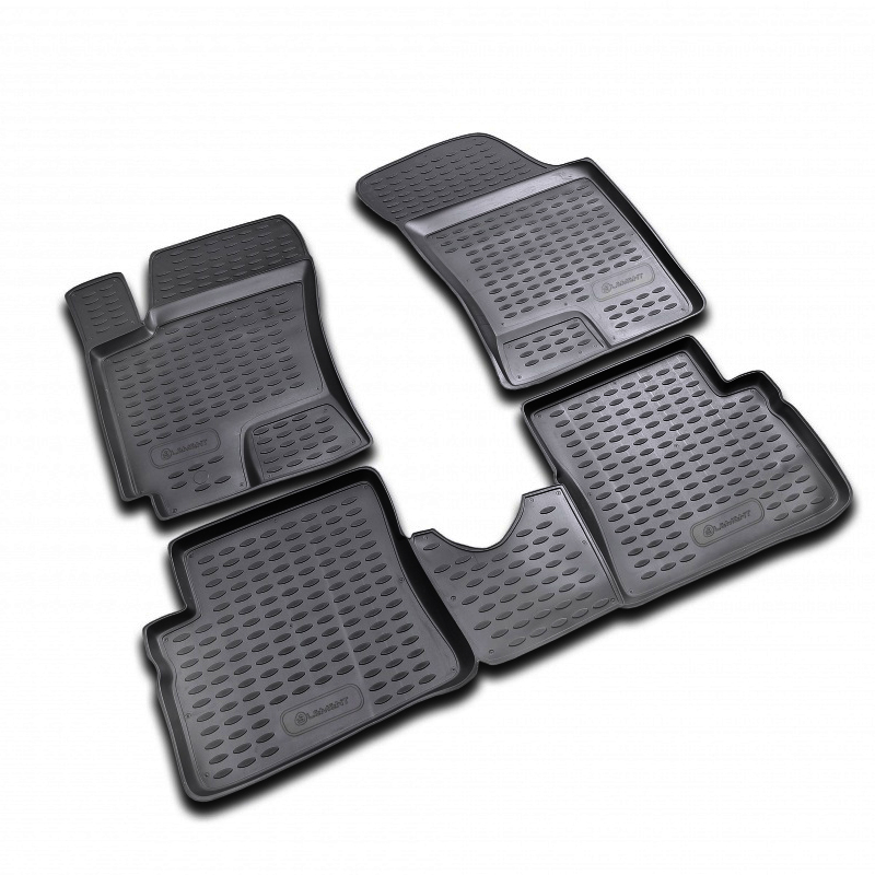 4 PCs Carpet mats interior mats for auto car For HYUNDAI Getz 2002-polyurethane tcrt5000 reflective infrared sensor photoelectric switches 10 pcs