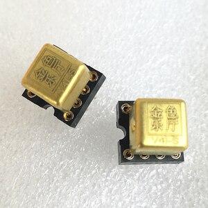 Image 3 - 1 шт., обновленный одноканальный усилитель AD797ANZ hdam999sq/883B LME49710HA OPA604AP для mbl6010 es9038 ЦАП усилитель, бесплатная доставка