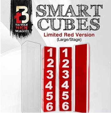 Smart Cubes By Taiwan Ben Magic Tricks