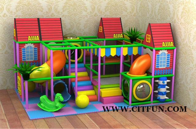 kids top quality indoor playground equipment AJ 0411-in Playground ...