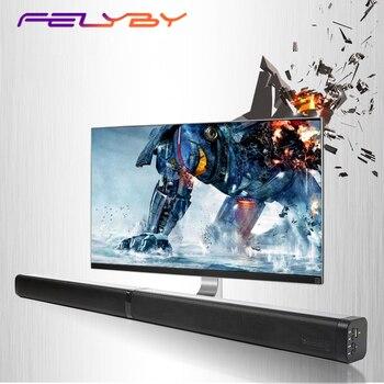 FELYBY BKS-30 detachable speaker Wireless Bluetooth Speaker portable Soundbar Stereo Speaker home theater computer speaker