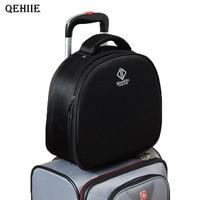 QEHIIE Waterproof Oxford Cloth Clothes Handbag Men And Women Safe Luggage Luggage Large Capacity Box Ladies
