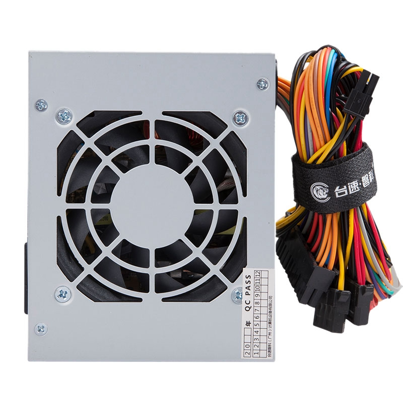 Max 450W Power Supply Computer Pc Cpu 12V 20+4Pin 80Mm Silent Fan Atx Pc Pcie With Sata Power Switch For Intel Amd Computer Us