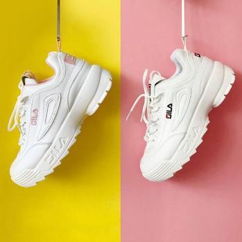 2019new sport Frauen Schuhe Dame Weiß Schuhe Frauen Sneaker Freizeit Dicken Sohlen Bowling Schuhe Wohnungen Körbe Femme Zapatos De Mujer