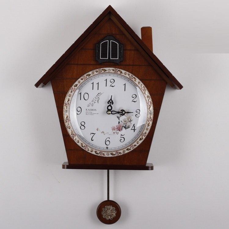 часы настенные настенные часы КАЙРОС часы с кукушкой высокое качество/деревянные часы с кукушкой/время фото настенные часы