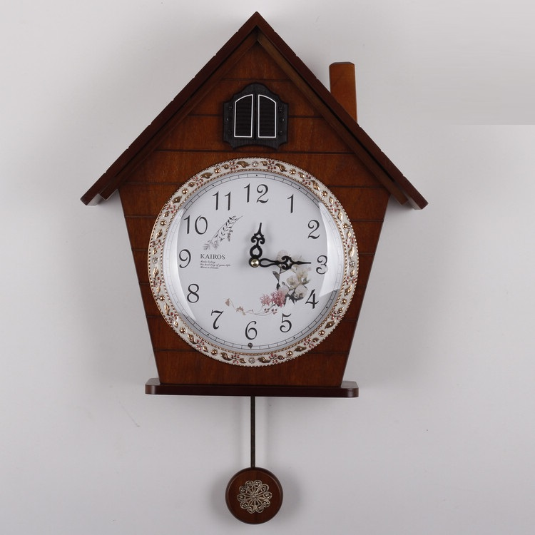 FREE SHIPPING wall clock KAIROS cuckoo clock high quality / wooden cuckoo clock / time bird the photo wall clockFREE SHIPPING wall clock KAIROS cuckoo clock high quality / wooden cuckoo clock / time bird the photo wall clock