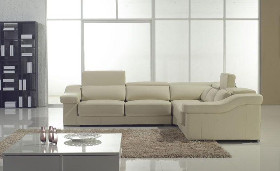 Remarkable House Modern Sofa Top Grain Real Leather Sofa Couches L Ibusinesslaw Wood Chair Design Ideas Ibusinesslaworg