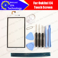 Oukitel C4 Digitizer Touch Screen 100% Guarantee Original Glass Panel Touch Screen Digitizer For C4 Free Shipping