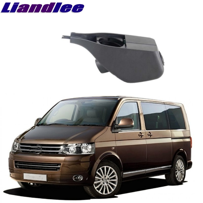 Liandlee For Volkswagen VW Multivan / Transporter T5 T6 2003~2018 Car Black Box WiFi DVR Dash Camera Driving Video Recorder liandlee for volkswagen vw golf mk5 a5 1k mk6 a6 5k mk6 a7 2003 2018 car black box wifi dvr dash camera driving video recorder