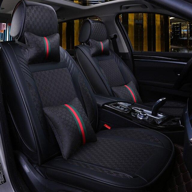 Car Seat Cover Covers Auto Interior Accessories For Honda Crosstour Crv  Cr V Fit Hrv