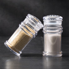 Kitchen Plastic Spice Salt Pepper Shakers Seasoning