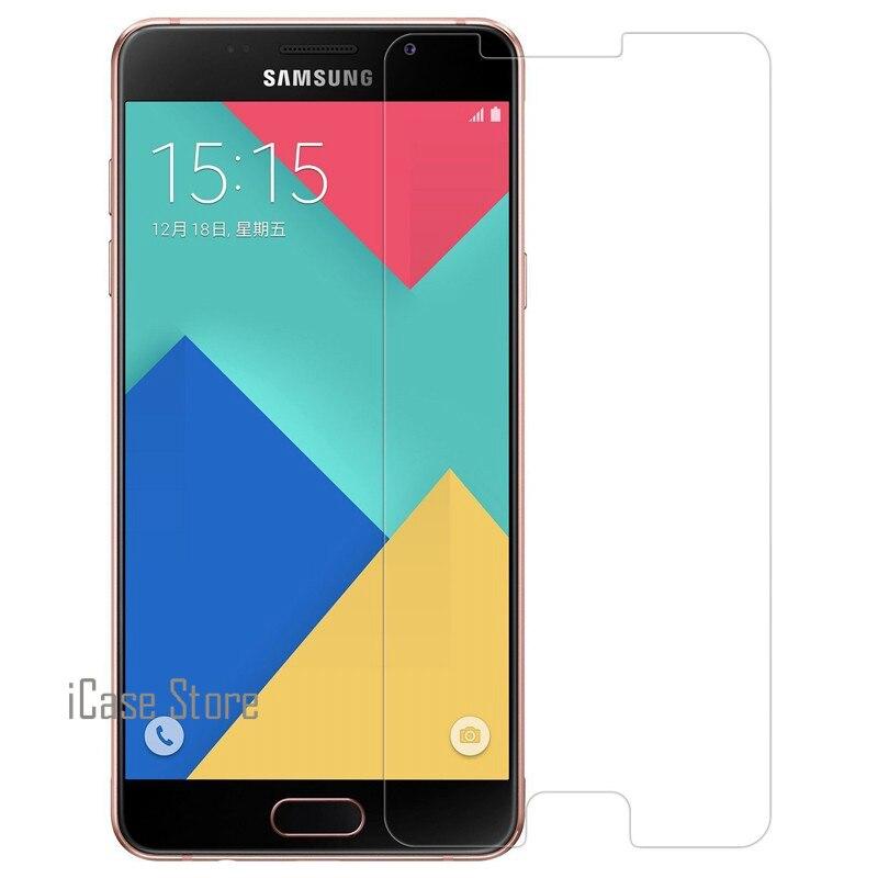 2.5D 0.26mm 9H Hard Hardness Phone Front Tempered Glass Cristal Verre For Samsung Samsug Galaxy Galaxi J3 J320 2016 J 3 J 320