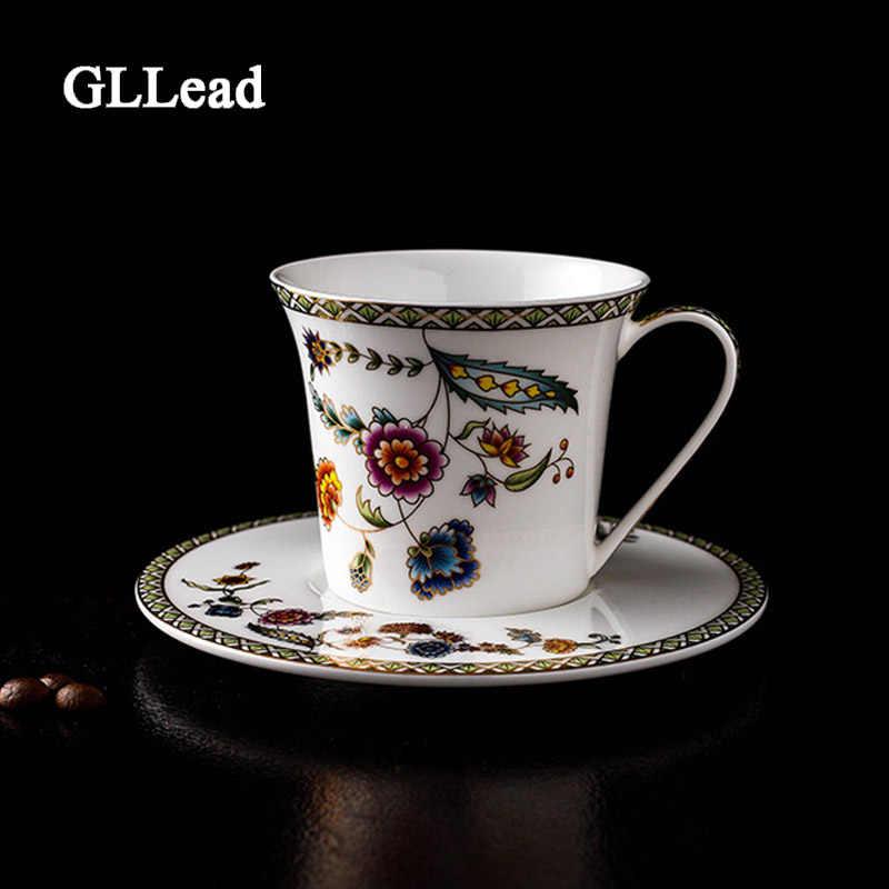 Bone China Teacup European Coffee Cups