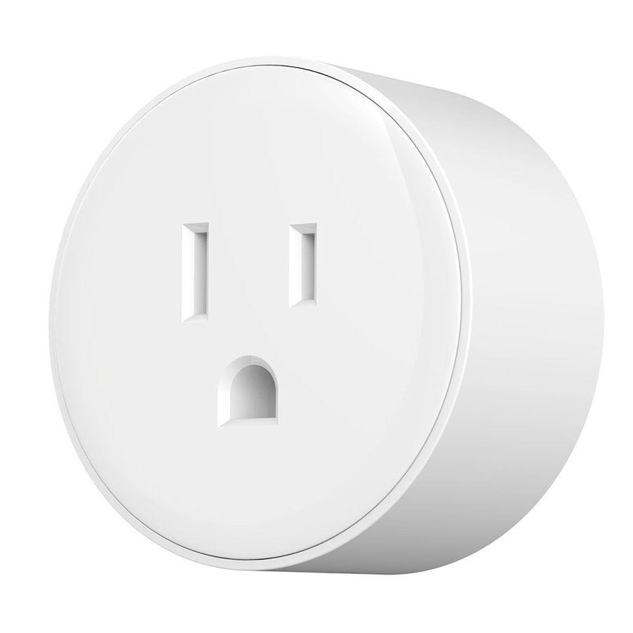 US Plug Smart Wi-Fi Plug Socketi Smart WiFi Outlet Compatible with Alexa Google Home and IFTTT Support 2.4 GHz WiFi Networks R 140f1142 devireg smart интеллектуальный с wi fi бежевый 16 а