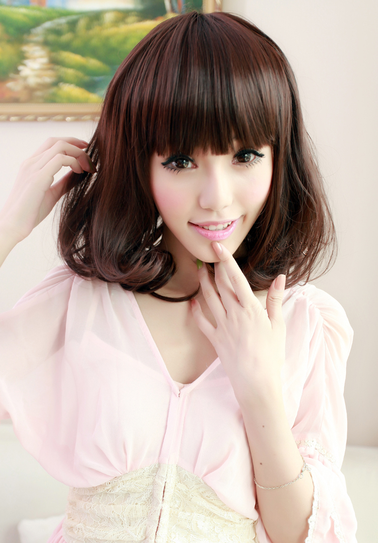 wig bow picture - more detailed picture about free shipping cute