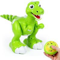 Electronic Pets Smart Electric Dinosaur Kids Gifts Dinosaur Toys Plastic Interactive Toy Dinosaur Robotic Electronic Pets