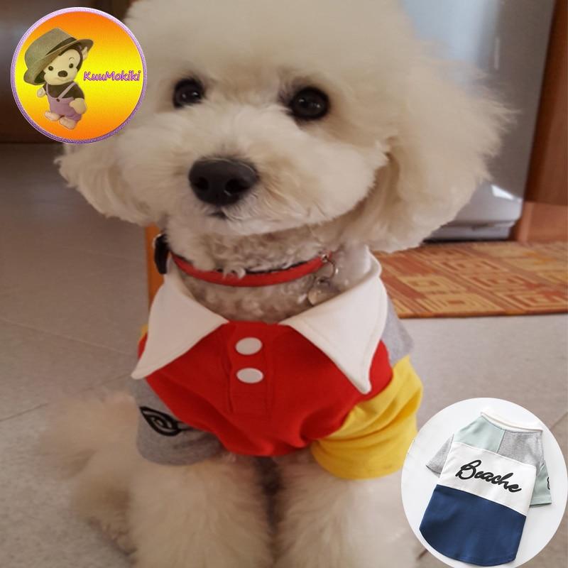 New Arrival England Style gentleman Puppy Uniform Suit Dog Dogs Clothes pets clothing Pet dog shirts pets shirt cat shirts