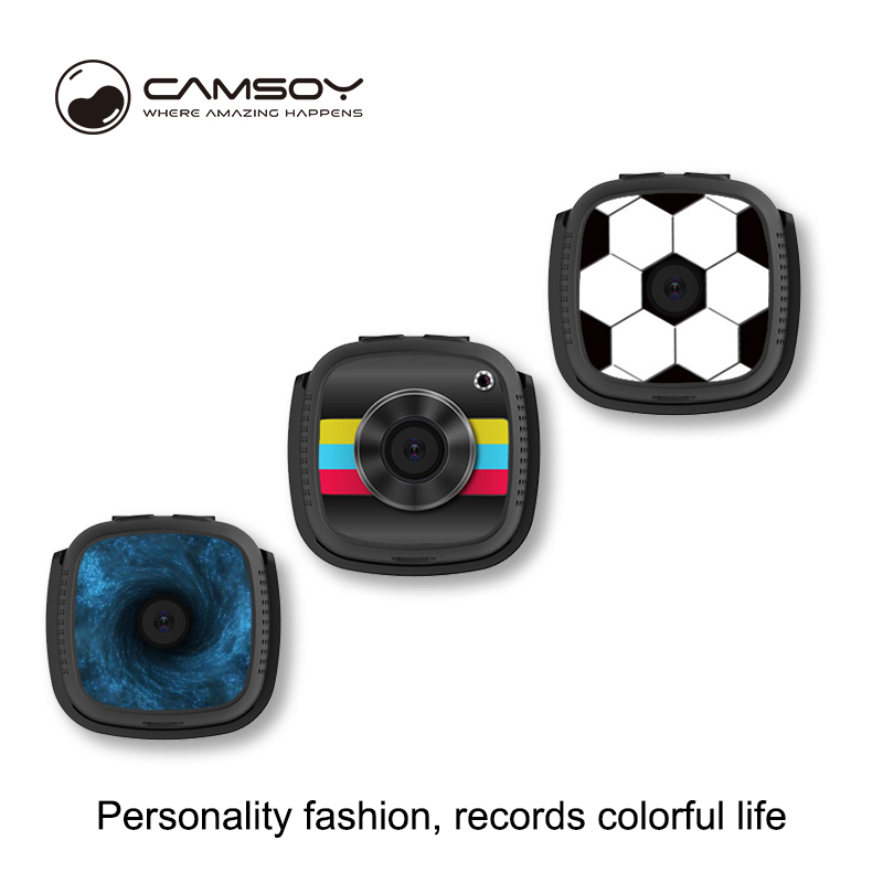 Mini cámara HD 720 P WIFI cámara de visión nocturna Mini videocámara acción DV Video grabadora de voz Micro cámaras SD tarjeta de N30D - 3