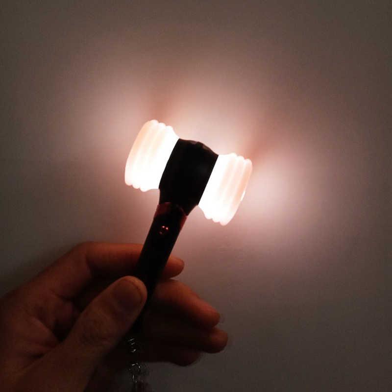 KPOP BLACKPINK световая палка Mimi концертная светящаяся лампа световая палка вентиляторы подарок светодиодный концертный фонарь хип-хоп Подарочный Брелок игрушки новые