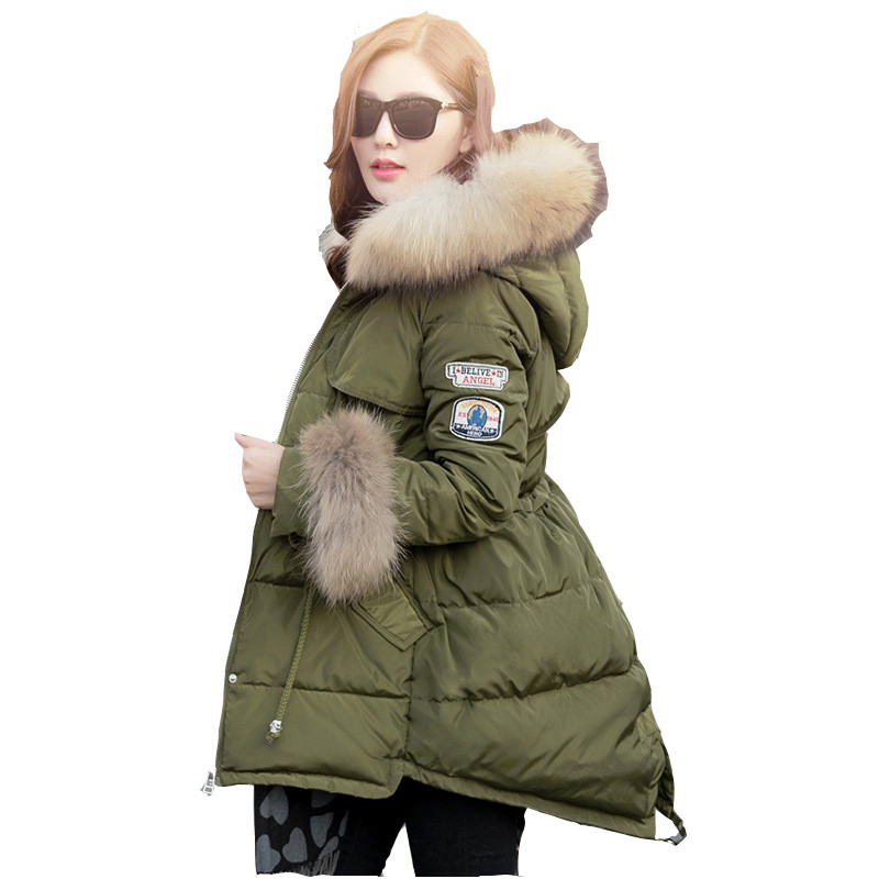 Canada Goose' brown down coat Canada Goose' 2015 woman mixed material hot sale