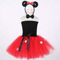 Công chúa Minnie Mouse Váy Bé Gái Quần Áo Vestido Minnie Cô Gái Trẻ Em Sinh Nhật Bên Cartoon Cosplay Ăn Mặc Trang Phục