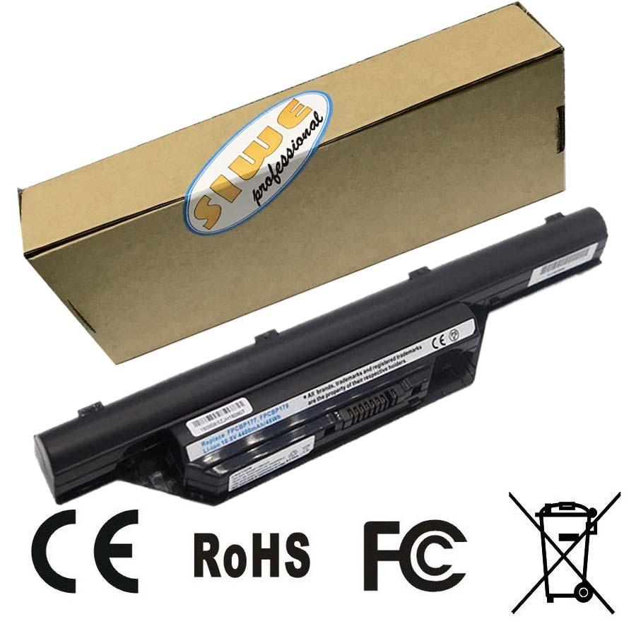 10.8 V 4400 mAh Batterie D'ordinateur Portable Pour Fujitsu FPCBP177 BP179 Lifebook S6410 S6420 S6421 6 cellulaire Livraison gratuite