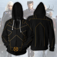 Movie Deadpool 2 Cosplay X-Men Anime Hoodie Costume Sweatshirt Jacket Coats Men and Women New
