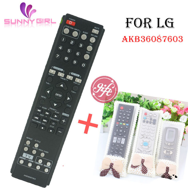 Universal Remote Control Fit For Lg Akb36087603 Bd Hometheater System Led Lcd Tv