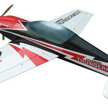 RC самолет бензин деревянный самолет Sbach 342 30CC50CC