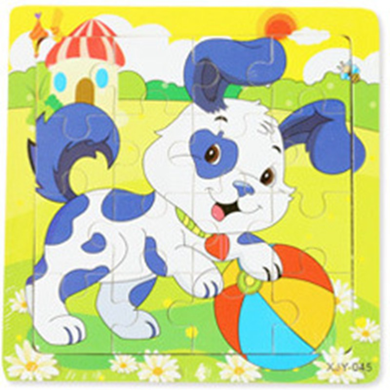 callm Educational Toy,Puzzle Toy 1000 Pieces Wooden Puzzle Educational Developmental Kid Training Toy Gift Puzzle