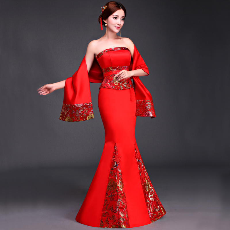 Платье чина