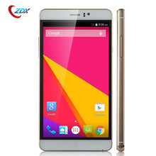 Best 6 inch phone MTK6580 quad core 4800MA battery Android 5.1 Dual SIM card 3G WCDMA Unlocked Smartphone Mobile phone