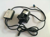 Smart Speed Water Pump, Mini Size Compact, Speed can be adjusted by 3 ways, 24V 1200LPH 15M, for Garden Fountain, Circulation